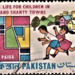 Pakistan on Universal Children's Day 1972