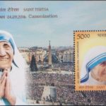 India on Saint Teresa Canonization