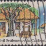 California's First Civil Settlement