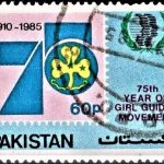 Pakistan on Girl Guides Movement