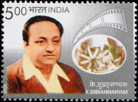 India Stamp 2004, South Indian Cinema