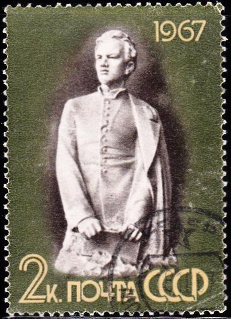 1. Lenin as Student [97th Birth Anniversary]
