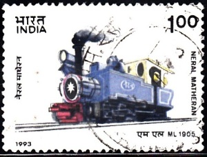 1. ML 1905, Neral - Matheran Railway [Mountain Locomotive]