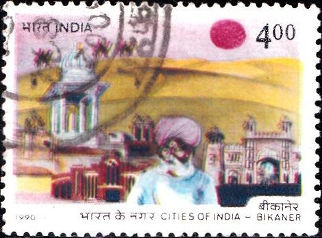 Thar Desert, Junagarh Fort, Lalgarh Palace