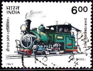 2. B 1885, Darjeeling - Himalayan Railway [Mountain Locomotive]