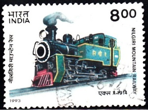 3. X 1914, Nilgiri Mountain Railway [Mountain Locomotive]