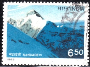 नन्दा देवी, 23rd highest peak in the world