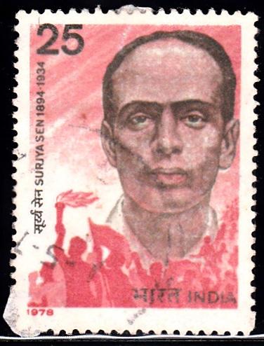 Master Da Surjo Sen (সূর্য সেন) : 1930 Chittagong Armory Raid