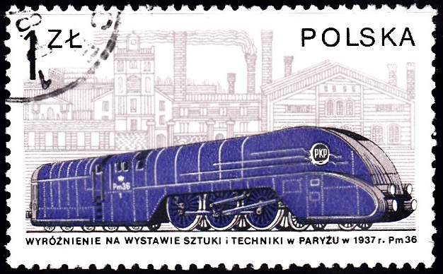 3. Pm36 & Cegielski factory, Poznan [Locomotives in Poland]