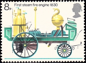 718. First Steam Engine, 1830