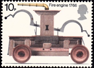 719. Fire Engine, 1766