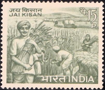 जय किसान : Lal Bahadur Shastri's Inspiring Slogan