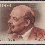 India on V. I. Lenin 1970