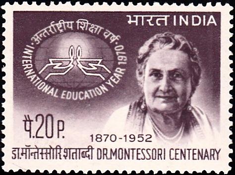 Maria Tecla Artemisia Montessori : International Education Year 1970