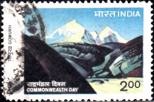 Gomukh of Gangotri Glacier [Commonwealth Day]