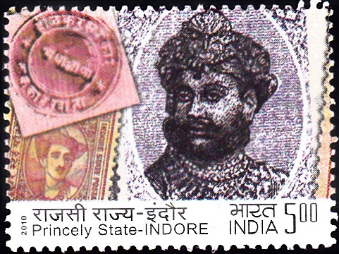 Tukojirao Holkar II and Yashwant Rao Holkar II