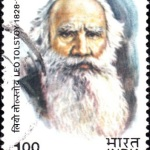 India on Leo Tolstoy
