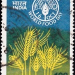 India on World Food Day 1981