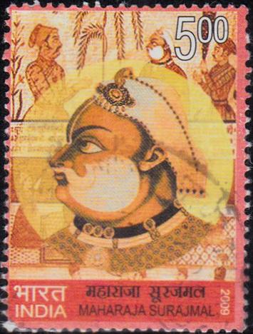 Bahadur Jung Sujan Singh : Ruler of Bharatpur