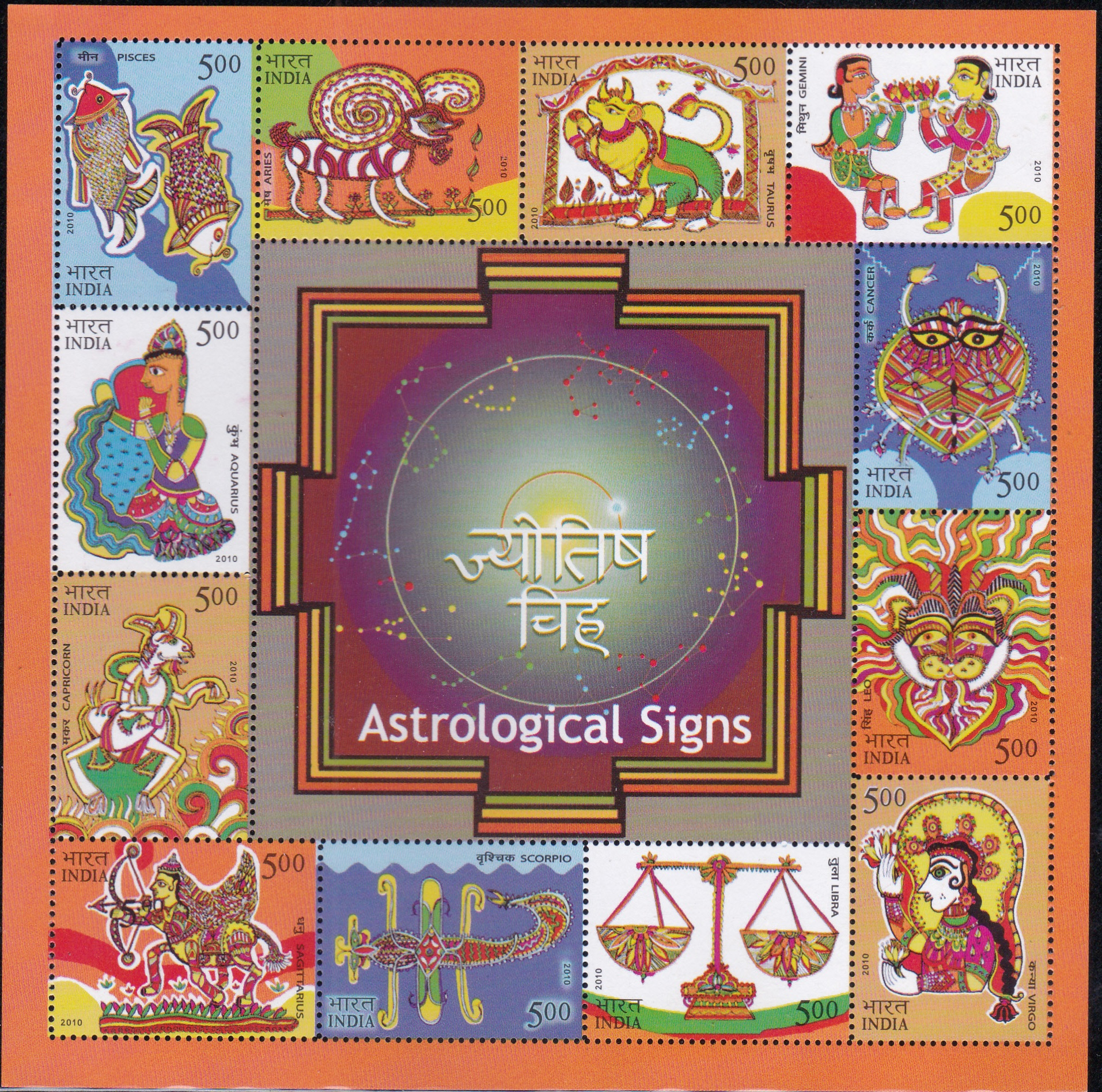 2588 Astrological Signs
