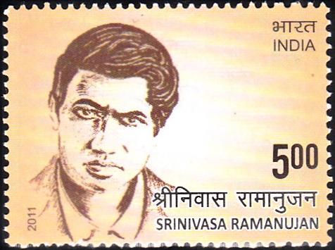 श्रीनिवास रामानुजन् इयंगर (ஸ்ரீனிவாஸ ராமானுஜன் ஐயங்கார்)