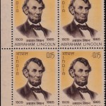 India on Abraham Lincoln