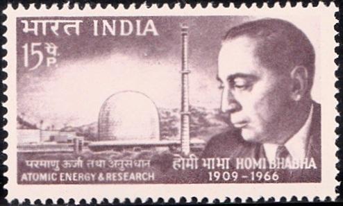 Homi J. Bhabha (होमी जहांगीर भाभा) : Bhabha Atomic Research Centre (BARC)