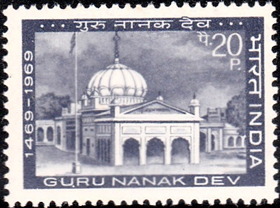 Gurdwara Nankana Sahib, Pakistan