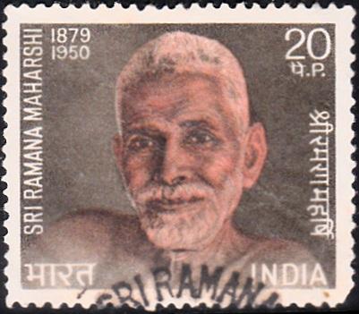 535 Sri Ramana Maharshi