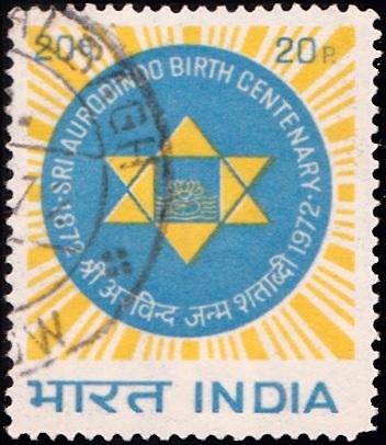 Symbol of Aurobindo Ashram