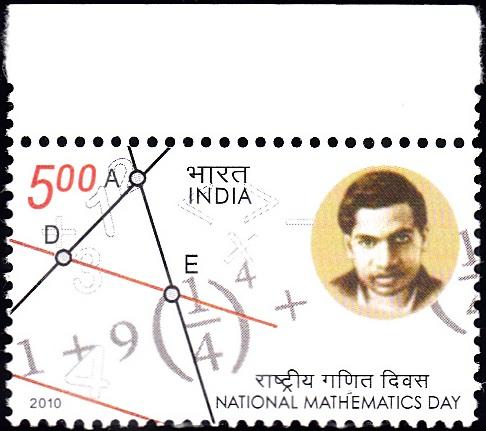 Srinivasa Ramanujan : Indian mathematician
