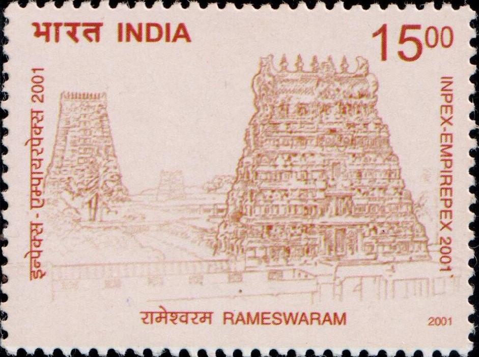 Ramanathaswamy Temple, Rameswaram , Tamil Nadu