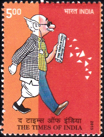 The Common Man (R.K. Laxman)