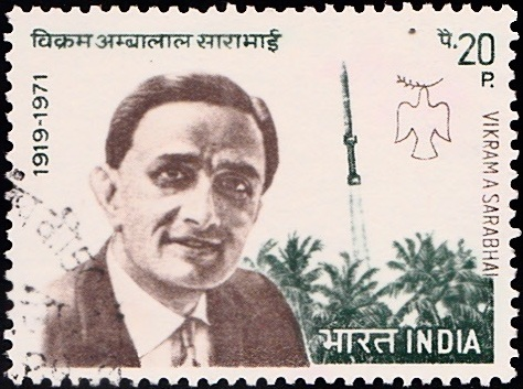 विक्रम अंबालाल साराभाई : Father of Indian Space Programme