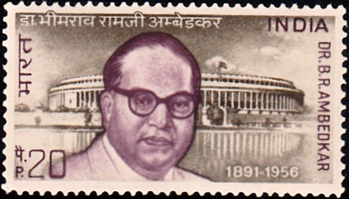 Dr. B. R. Ambedkar and Indian Parliament House