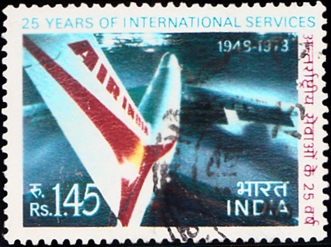 578 Air India's International Service