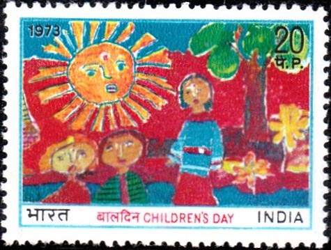 Children Playing : Child's Art