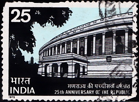 Indian Parliament House, New Delhi