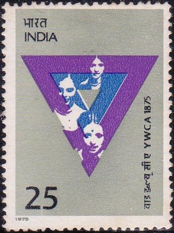 Women in YWCA Badge