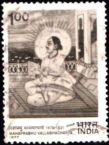 Sri Vallabha (महाप्रभु वल्लभाचार्य) : Shuddha Advaita