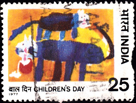 741 Cats [Children's Day 1977]