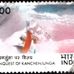 India on Conquest of Kanchenjunga