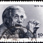 India on Albert Einstein