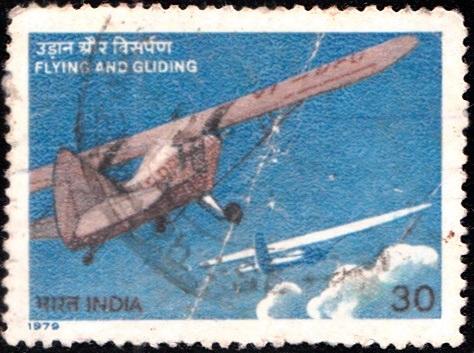 Hindustan Pushpak Light-Plane and Rohini-1 Glider