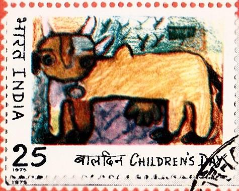 A Cow - Children's Art