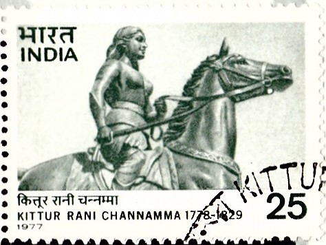 Kittur Rani Chennamma : one of earliest rulers to fight British rule