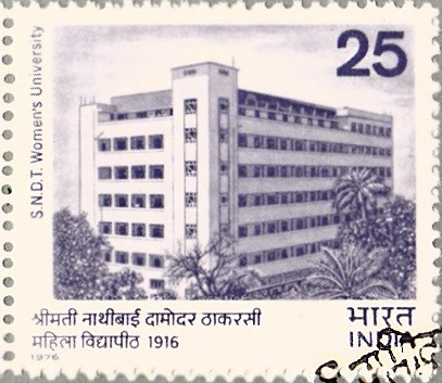 Shreemati Nathibai Damodar Thackersey Women's University, Mumbai