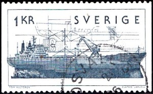 1096 Tanker [Swedish Shipping Industry]