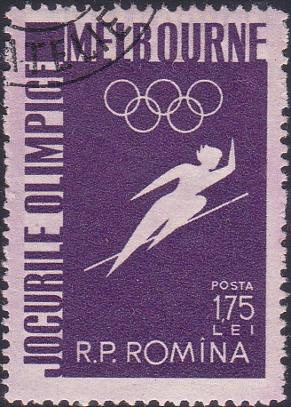 1120 High Jump [Olympic Games 1956, Melbourne]
