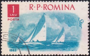 1482 Yachts [Romania Stamp]
